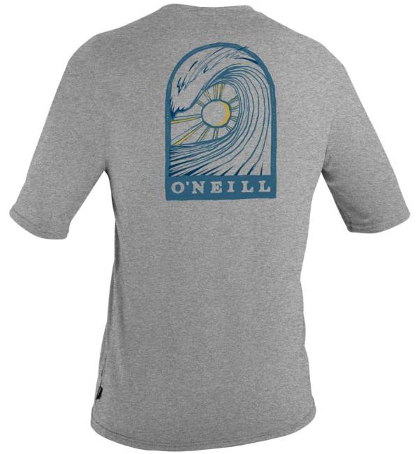 O'Neill Men's Hybrid Graphic Short Sleeve Sun Shirt product image