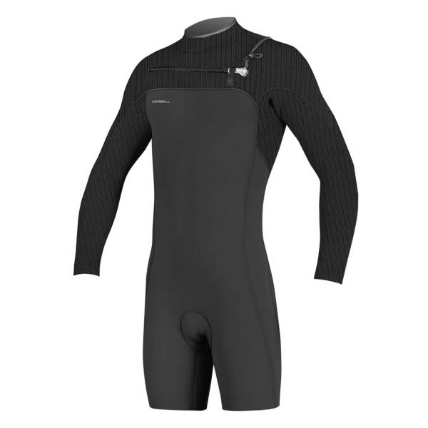O'Neill Men's Hyperfreak 2mm Chest Zip L/S Spring Wetsuit product image