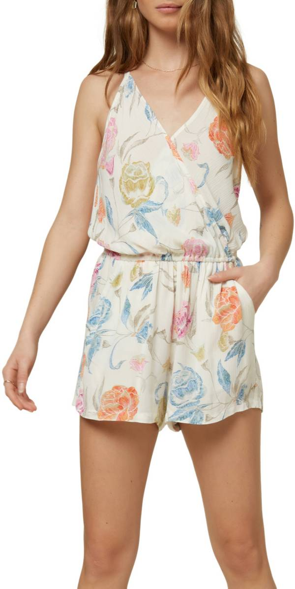 O'Neill Women's Alex Floral Romper product image