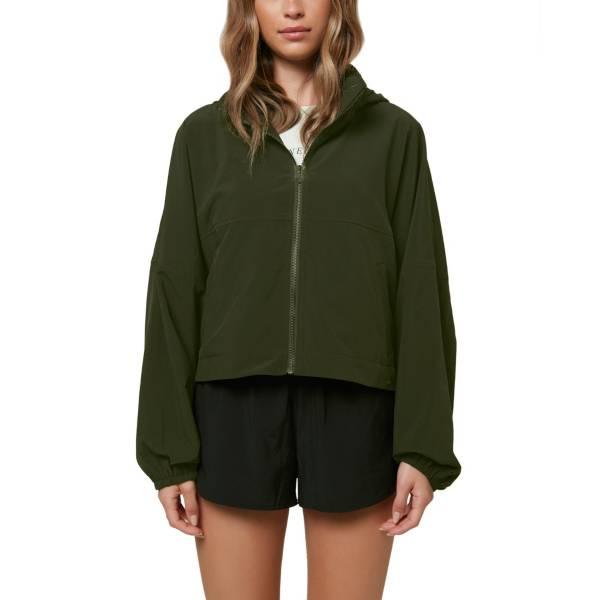O'Neill Women's Lexington Packable Woven Jacket product image