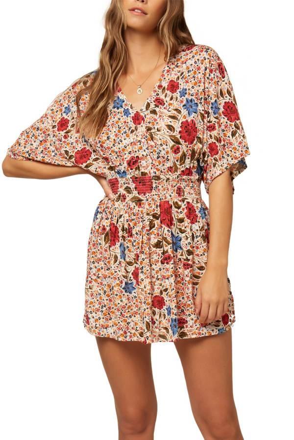 O'Neill Women's Amaze Short Sleeve Woven Dress product image