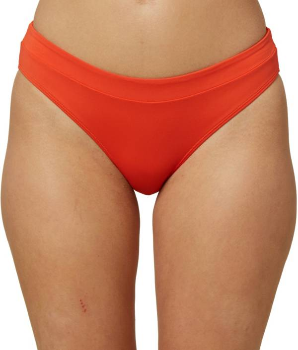 O'Neill Women's Saltwater Solids Banded Bikini Bottoms product image