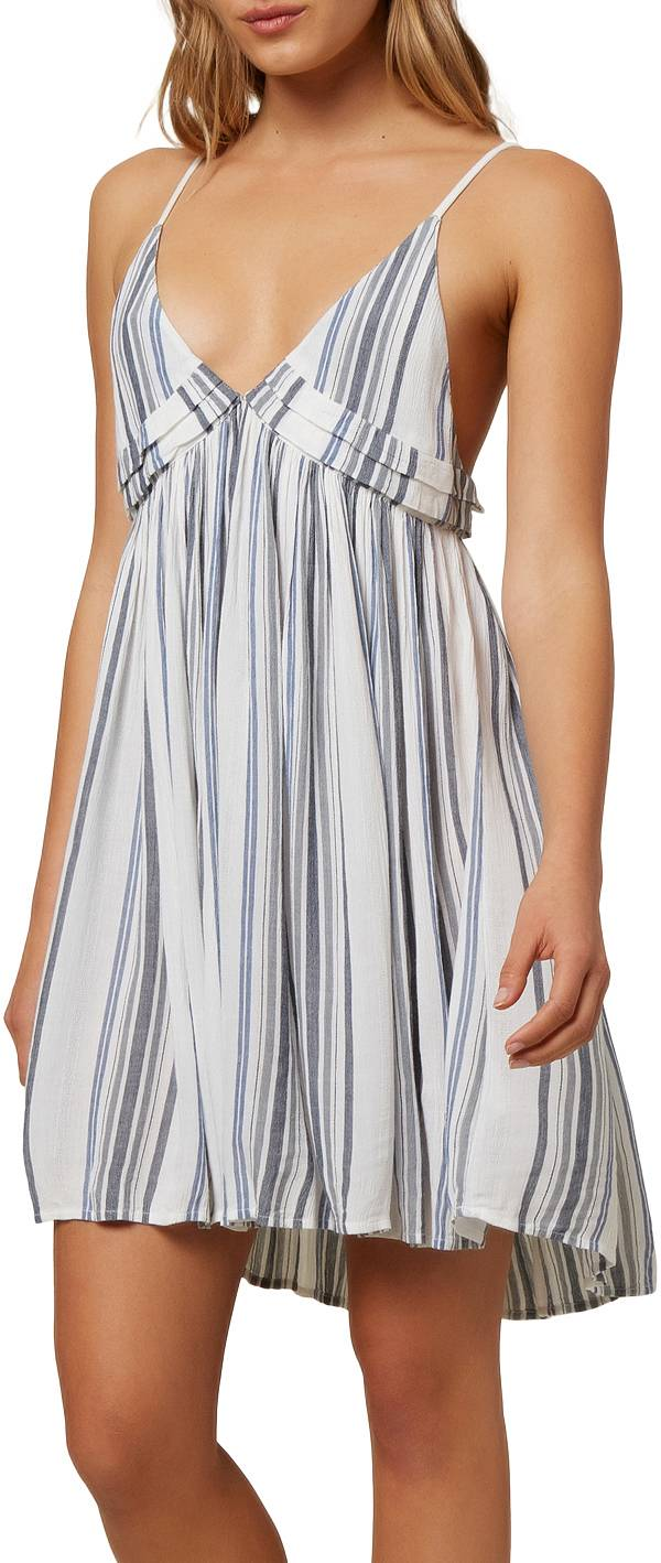 O'Neill Women's Saltwater Solids Stripe Cover Up product image