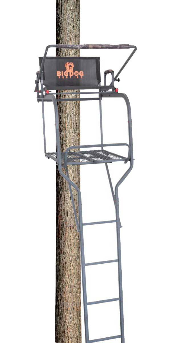 Big Dog Hunting 18' Rampage Ladder Stand product image