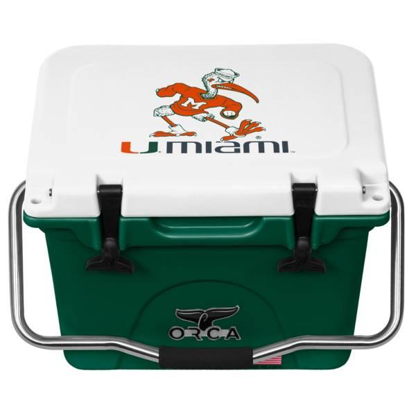ORCA Miami Hurricanes Mascot 20qt. Cooler product image