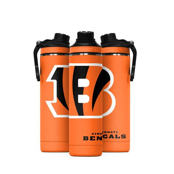 ORCA Cincinnati Bengals 22 oz. Hydra Water Bottle product image