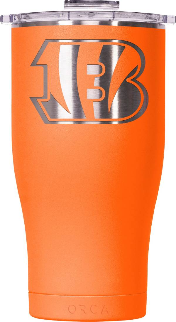 ORCA Cincinnati Bengals 27oz. Laser Etch Chaser product image