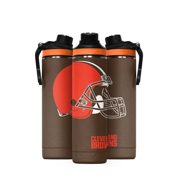 ORCA Cleveland Browns 22 oz. Hydra Water Bottle product image