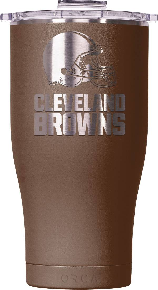 ORCA Cleveland Browns 27oz. Laser Etch Chaser product image