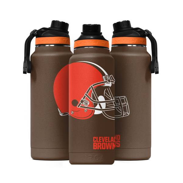 ORCA Cleveland Browns 34 oz. Hydra Water Bottle product image