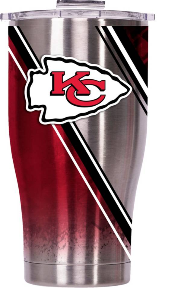 ORCA Kansas City Chiefs 27oz. Striped Chaser product image