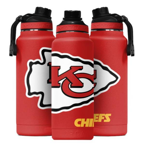 ORCA Kansas City Chiefs 34 oz. Hydra Water Bottle product image
