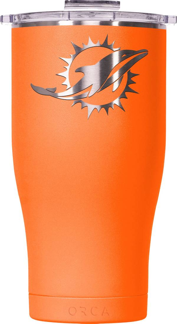 ORCA Miami Dolphins 27oz. Laser Etch Chaser product image