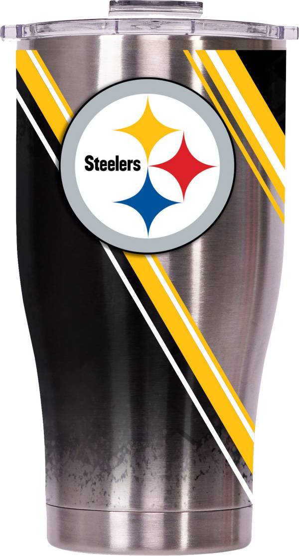 ORCA Pittsburgh Steelers 27oz. Striped Chaser product image