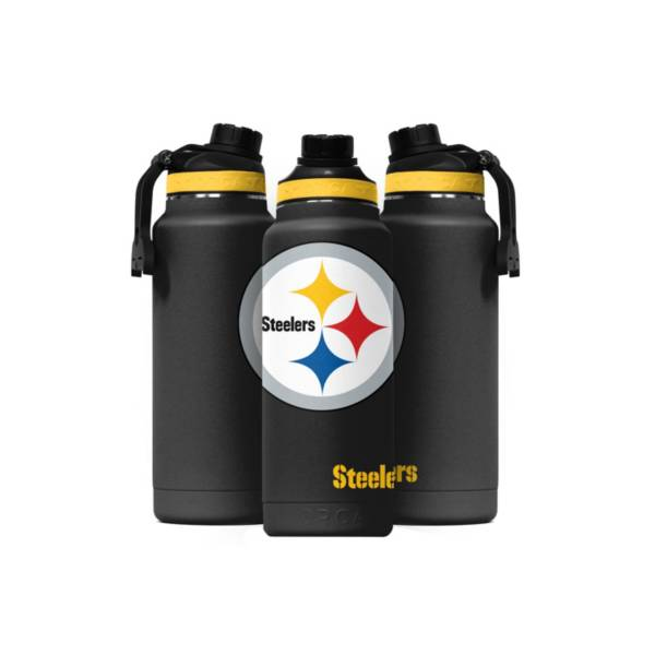ORCA Pittsburgh Steelers 34 oz. Hydra Water Bottle product image