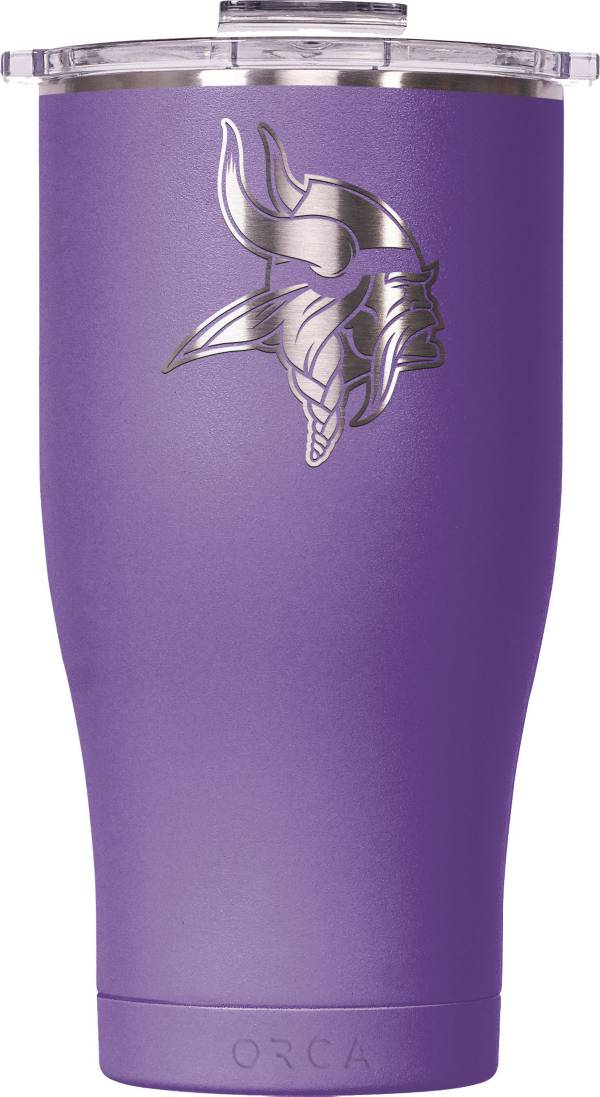 ORCA Minnesota Vikings 27oz. Laser Etch Chaser product image