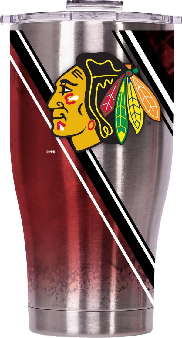 ORCA Chicago Blackhawks 27oz. Striped Chaser product image