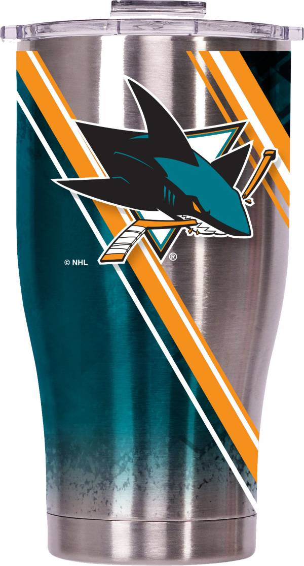 ORCA San Jose Sharks 27oz. Striped Chaser product image