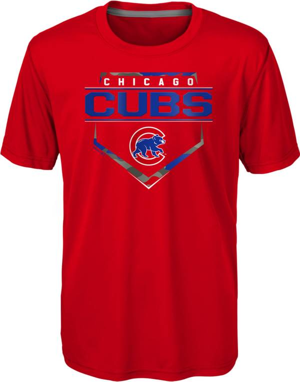 Gen2 Youth Chicago Cubs Red 4-7 Eat My Dust T-Shirt product image