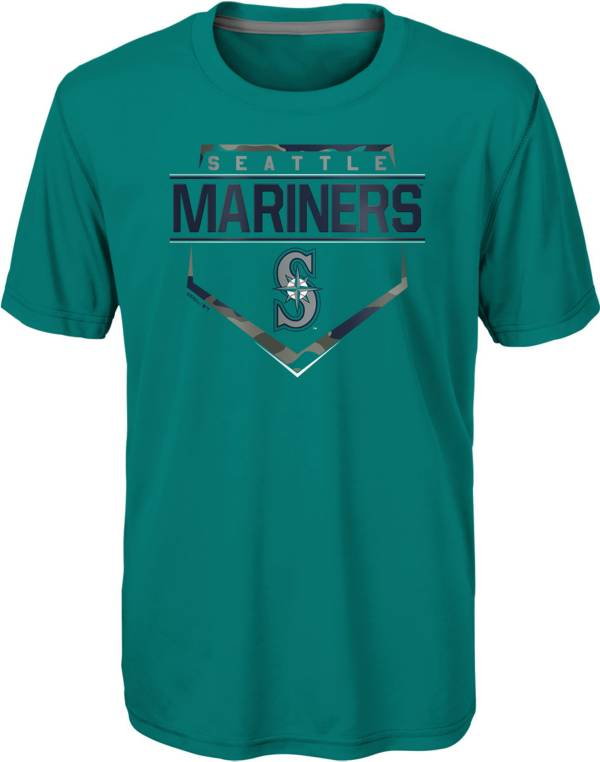 Gen2 Youth Seattle Mariners Green Eat My Dust T-Shirt product image