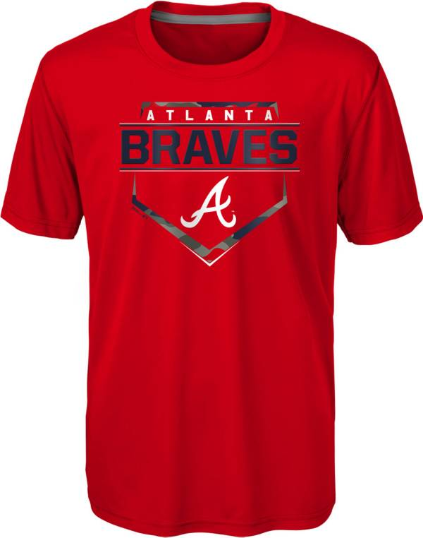 Gen2 Youth Atlanta Braves Red 4-7 Eat My Dust T-Shirt product image