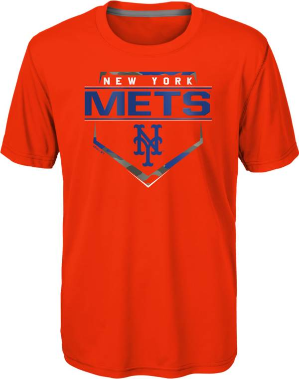 Gen2 Youth New York Mets Orange 4-7 Eat My Dust T-Shirt product image