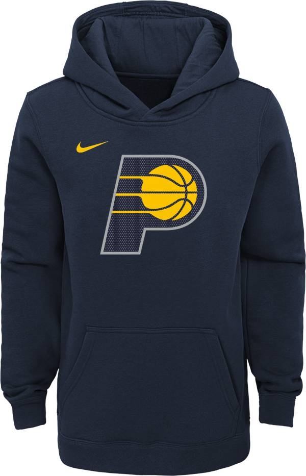 Nike Youth Indiana Pacers Navy Logo Hoodie product image