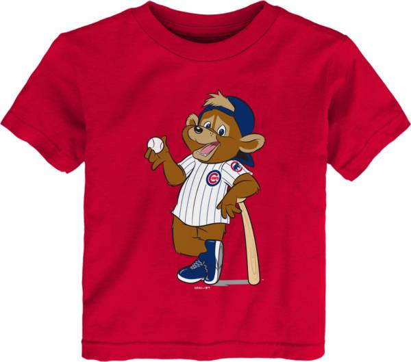 Gen2 Youth Toddler Chicago Cubs Royal Mascot T-Shirt product image