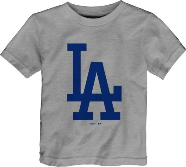 Gen2 Youth Toddler Los Angeles Dodgers Grey Mascot T-Shirt product image