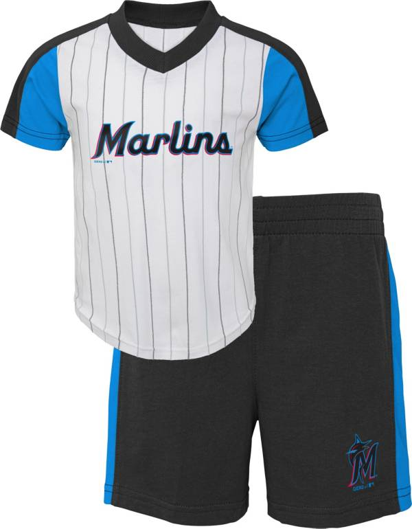 Gen2 Youth Toddler Miami Marlins Black Line Up Set product image