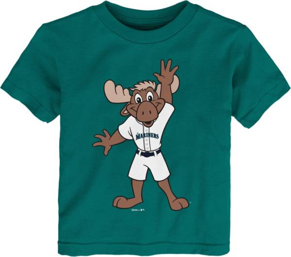 Gen2 Youth Toddler Seattle Mariners Green Mascot T-Shirt product image