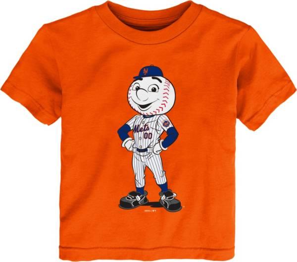 Gen2 Youth Toddler New York Mets Orange Mascot T-Shirt product image