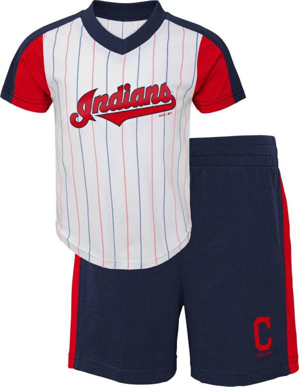 Gen2 Youth Toddler Cleveland Indians Navy Line Up Set product image