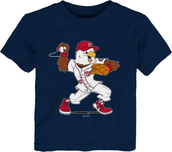 Gen2 Youth Toddler Washington Nationals Navy Mascot T-Shirt product image