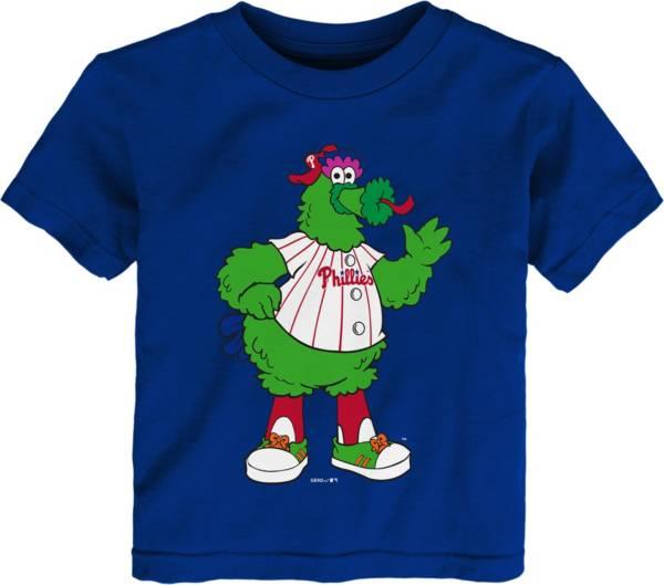 Gen2 Youth Toddler Philadelphia Phillies Royal Mascot T-Shirt product image