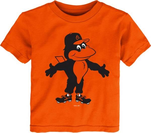 Gen2 Youth Toddler Baltimore Orioles Orange Mascot T-Shirt product image