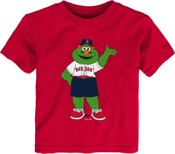 Gen2 Youth Toddler Boston Red Sox Red Mascot T-Shirt product image