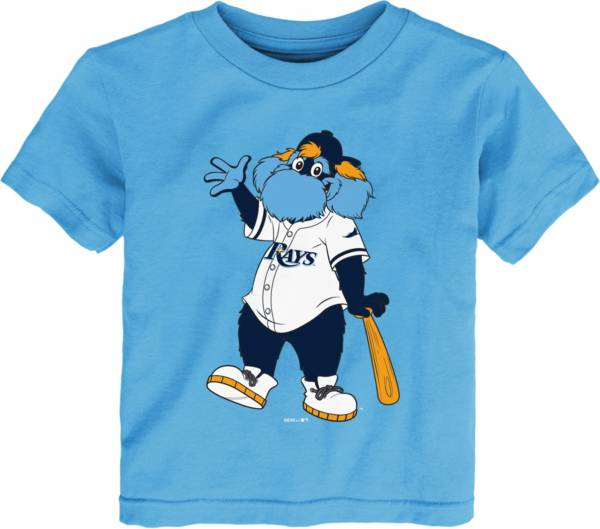 Gen2 Youth Toddler Tampa Bay Rays Blue Mascot T-Shirt product image