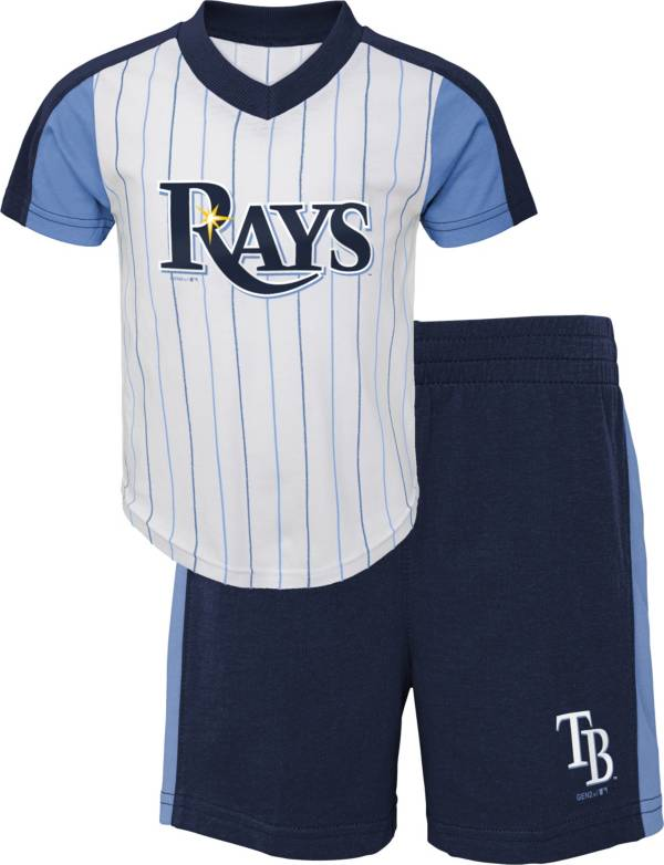 Gen2 Youth Toddler Tampa Bay Rays Navy Line Up Set product image