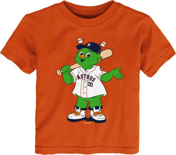 Gen2 Youth Toddler Houston Astros Orange Mascot T-Shirt product image