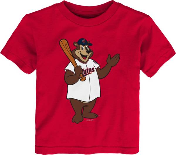 Gen2 Youth Toddler Minnesota Twins Red Mascot T-Shirt product image