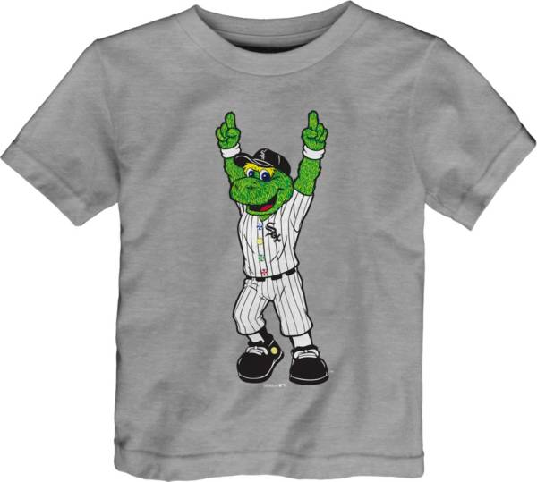Gen2 Youth Toddler Chicago White Sox Grey Mascot T-Shirt product image