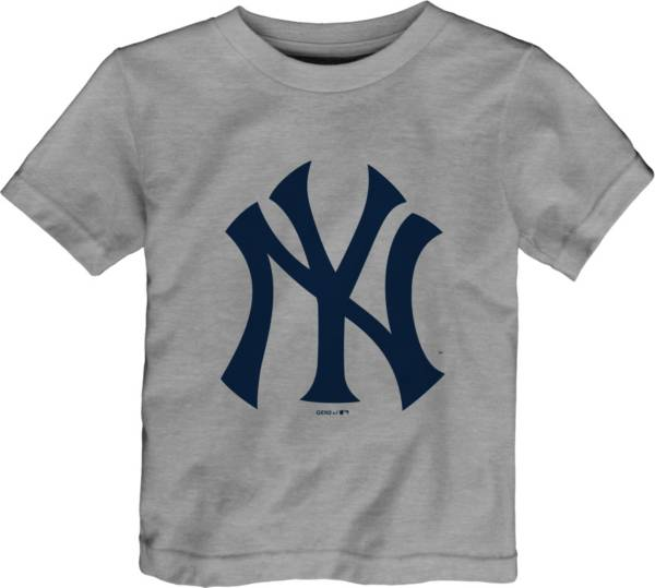 Gen2 Youth Toddler New York Yankees Grey Mascot T-Shirt product image