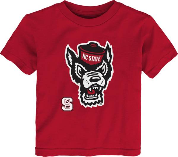 Outerstuff Youth Toddler NC State Wolfpack Red Mascot T-Shirt product image