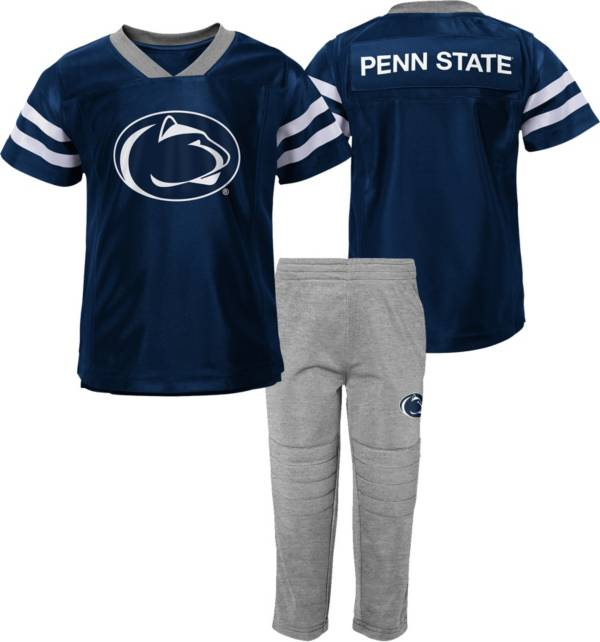 Outerstuff Toddler Penn State Nittany Lions Grey Training Camp Set product image