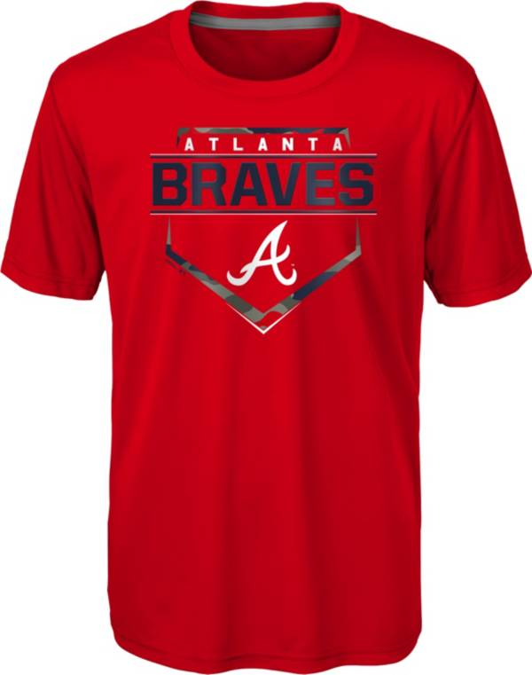 Gen2 Youth Atlanta Braves Red Eat My Dust T-Shirt product image
