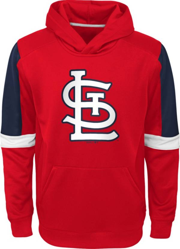 Gen2 Youth St. Louis Cardinals Red Base Up Pullover Hoodie product image