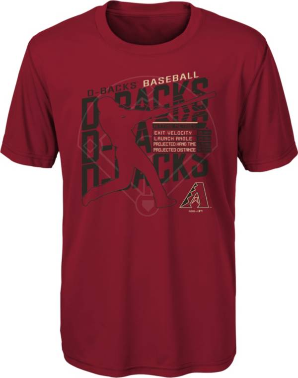Gen2 Youth Arizona Diamondbacks Red Matrix T-Shirt product image