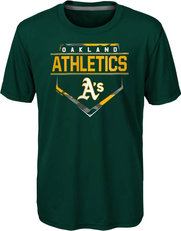 Gen2 Youth Oakland Athletics Green Eat My Dust T-Shirt product image