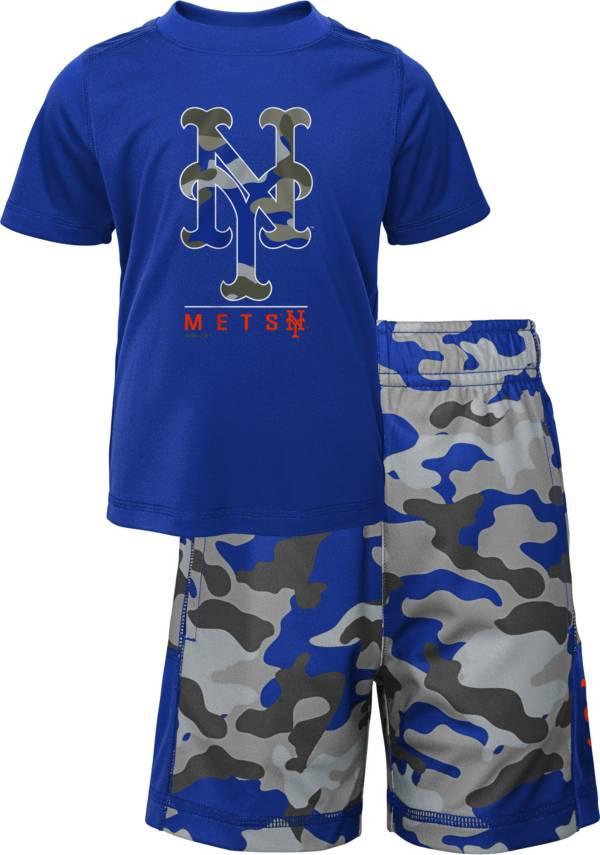 Gen2 Youth 4-7 New York Mets Blue Major Set product image